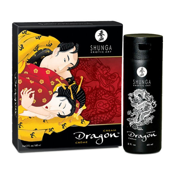 Shunga - DRAGON Virility Cream - 60 ml