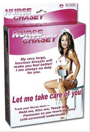 Liebespuppe Nurse CHASEY