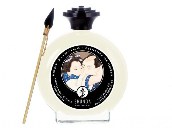 SHUNGA - Body Painting Vanilla&Chocolate - 100 ml
