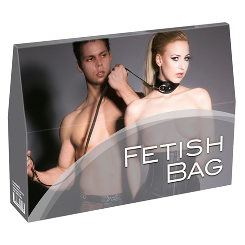 Zado - FETISH BAG - 9-teilig