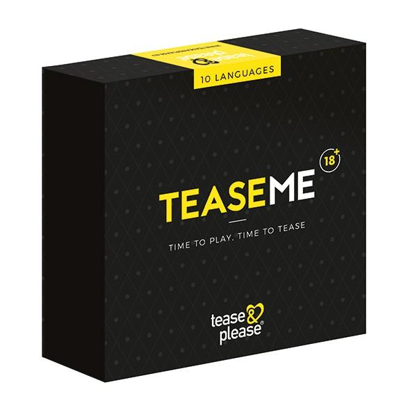 Spieleset - TEASE ME - 5-teilig