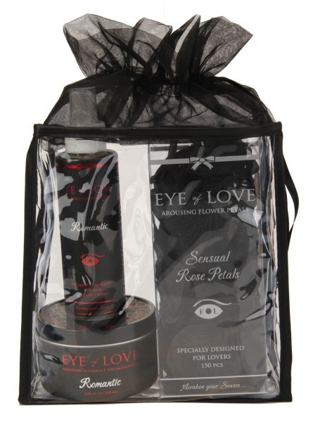 Eye of Love - ROMANTIC Set - 3-teilig