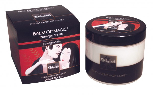 SHIATSU - Balm of Magic - Massage Creme