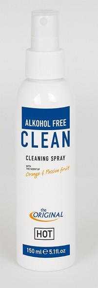 HOT Clean Reinigungsspray - 150 ml - alkoholfrei
