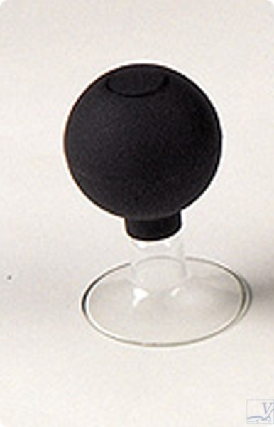 Brustwarzen-Pumpe Nipple Sucker - schwarz