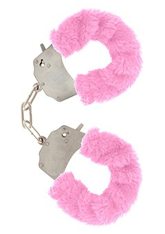 Furry Fun CUFFS - Plüsch-Handschellen