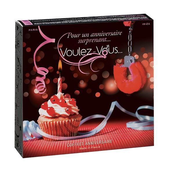 Voulez-Vous - BIRTHDAY - Geschenkbox