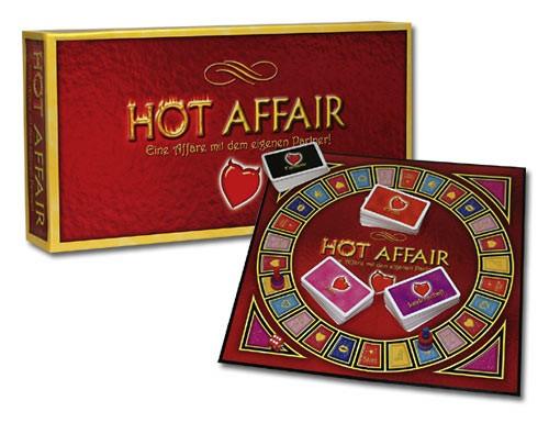 Erotik-Spiel - A hot affair