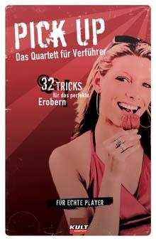 Kartenspiel - Pick Up Quartett
