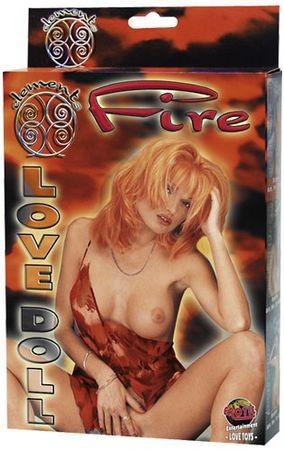 Liebespuppe FIRE LoveDoll