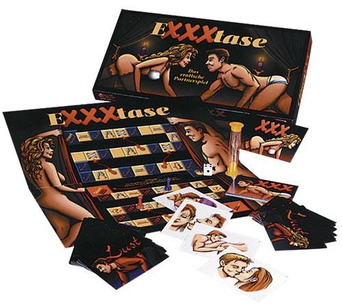 Erotisches Partnerspiel - Exxxtase