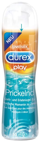 DUREX play - PRICKELND - Gleitgel