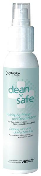 Joydivision - clean'n'safe Reinigungsspray - 200 ml
