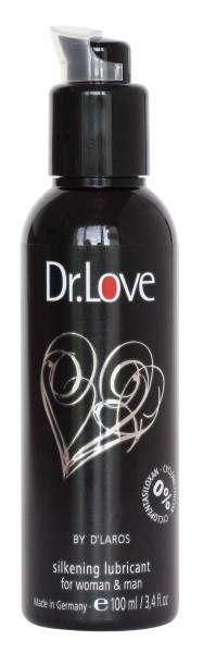 Gleitgel DR. LOVE (Silikon-basiert) - 100 ml