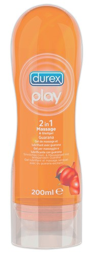 Durex play 2 in 1 Massage-Gel - Guarana