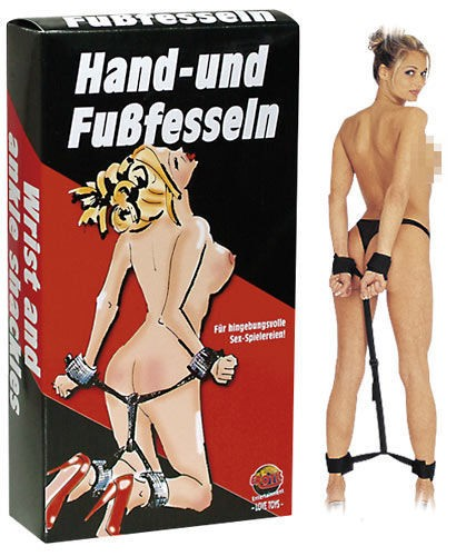 Fessel - Hand und Fuß