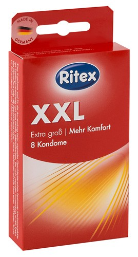 Ritex - XXL - 8 Kondome