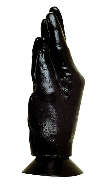X-MAN - Hand mit Saugfuß