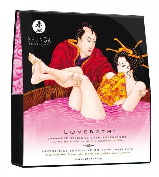 SHUNGA - Badegel Lovebath - 650 g