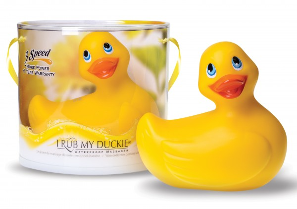 Bade Ente - I rub my Duckie - CLASSIC
