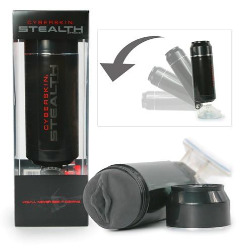 Vulcan - STEALTH STROKER - Masturbator