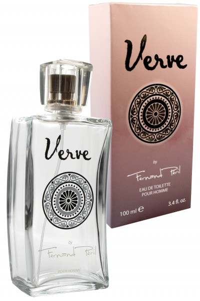 VERVE Pheromon-Parfum by Fernand Péril - Man 100ml