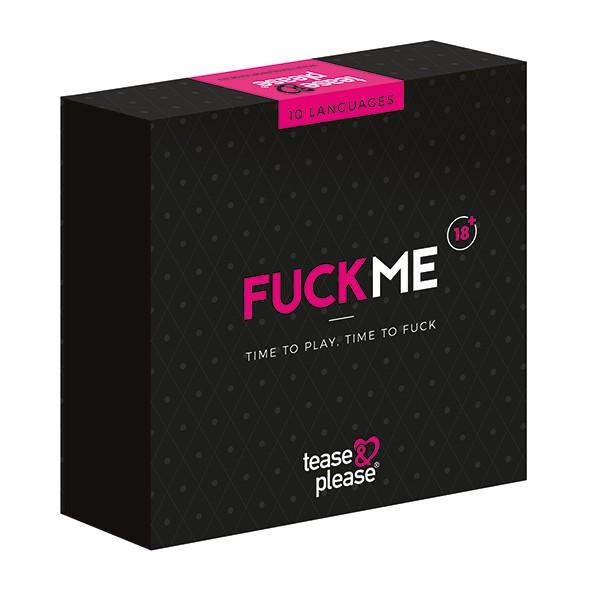 Spieleset - FUCK ME - 5-teilig