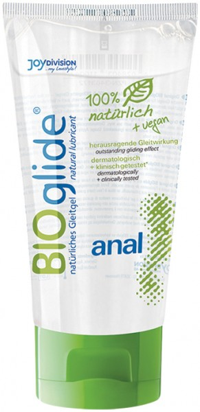 Gleitgel BIOglide - anal - 80 ml