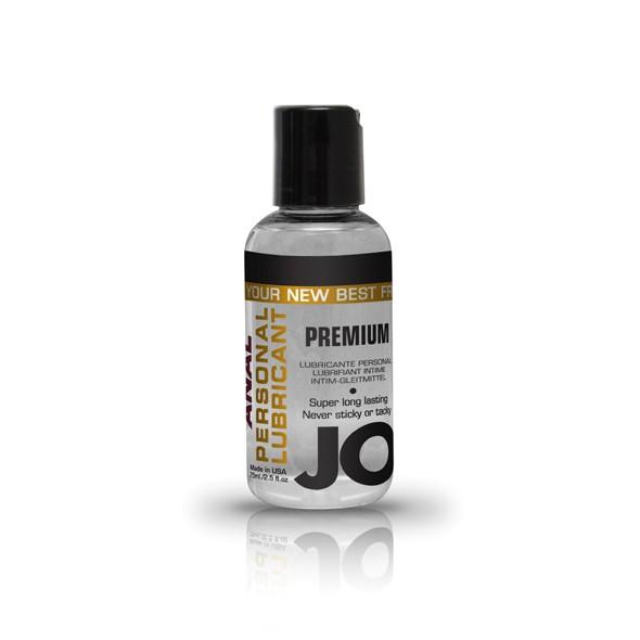 System JO - Premium Silicone Gleitgel - anal