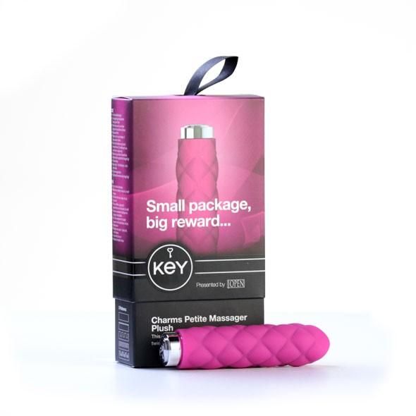 Vibrator - CHARMS Lace Petite - pink