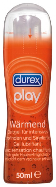 DUREX play Warming - Gleitgel