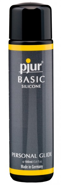 pjur - BASIC Gleitgel - Silicone - 100 ml