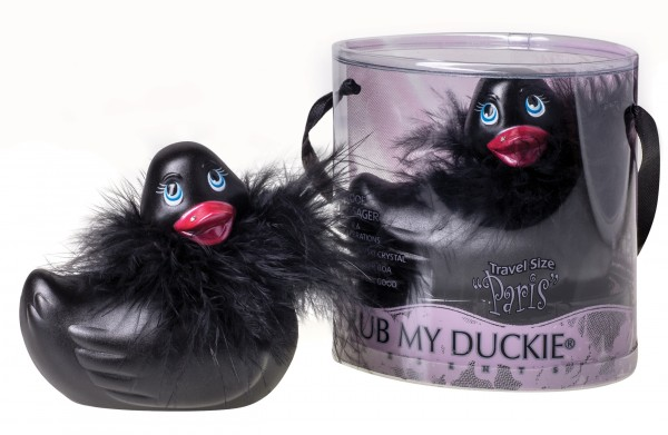 Bade-Ente - I rub my Duckie - PARIS - Auflege-Vibrator