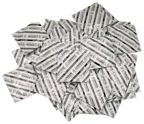 LONDON extra groß - 100 Kondome
