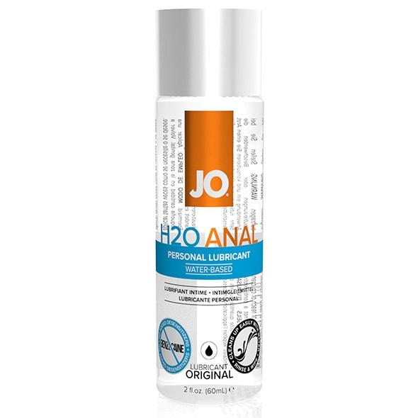 System JO - Gleitgel H2O - anal