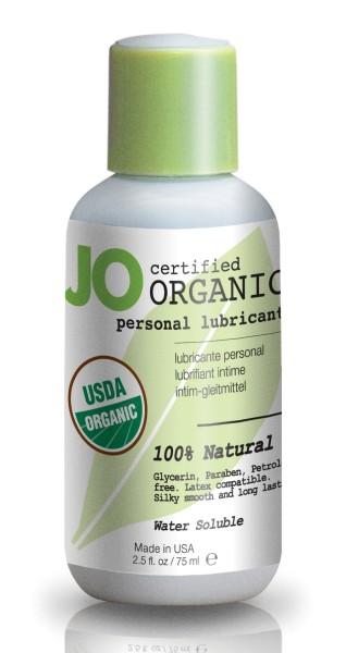 System JO - Organic - Gleitgel