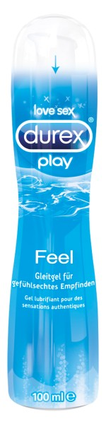 Durex play FEEL - Gleitgel - 100 ml