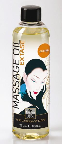 Shiatsu - MASSAGE OIL - 250 ml