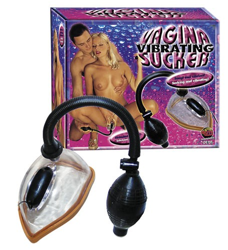 Vagina Sucker mit Vibration