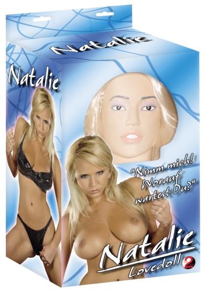 Liebespuppe - NATALIE - Lovedoll