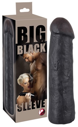 Penishülle - BIG - black