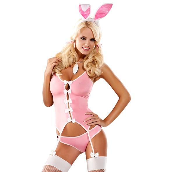 Sexy Kostüm - BUNNY-SUIT