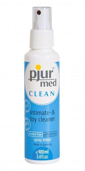 pjur med CLEAN - Spray - 100 ml